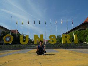 インドネシア スリウィジャヤ大学
