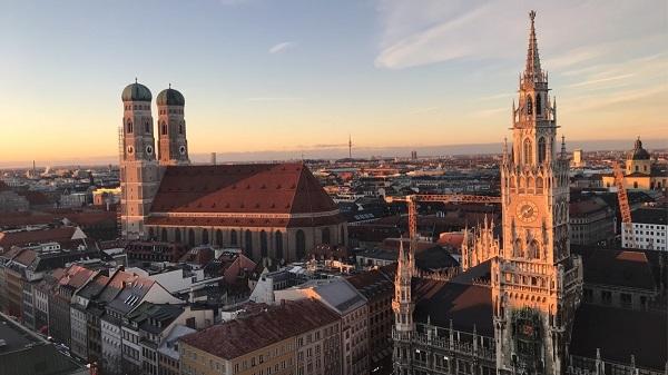 ドイツ・ミュンヘン大学に留学
