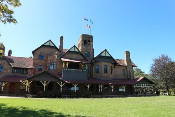 オーストラリア・ニューイングランド大学に留学